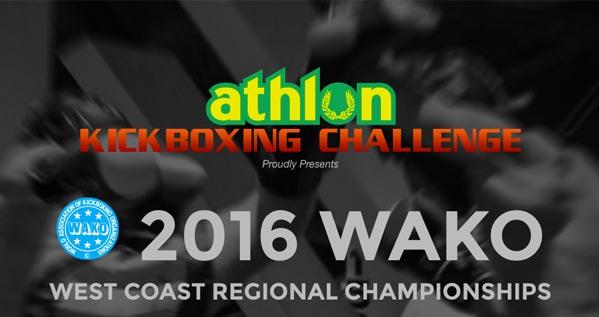 Gear for Athlon Kickboxing 2016 WAKO Championships
