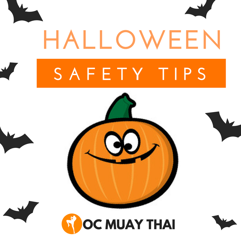 Halloween Trick or Treat Safety Tips for Kid's & Parent's