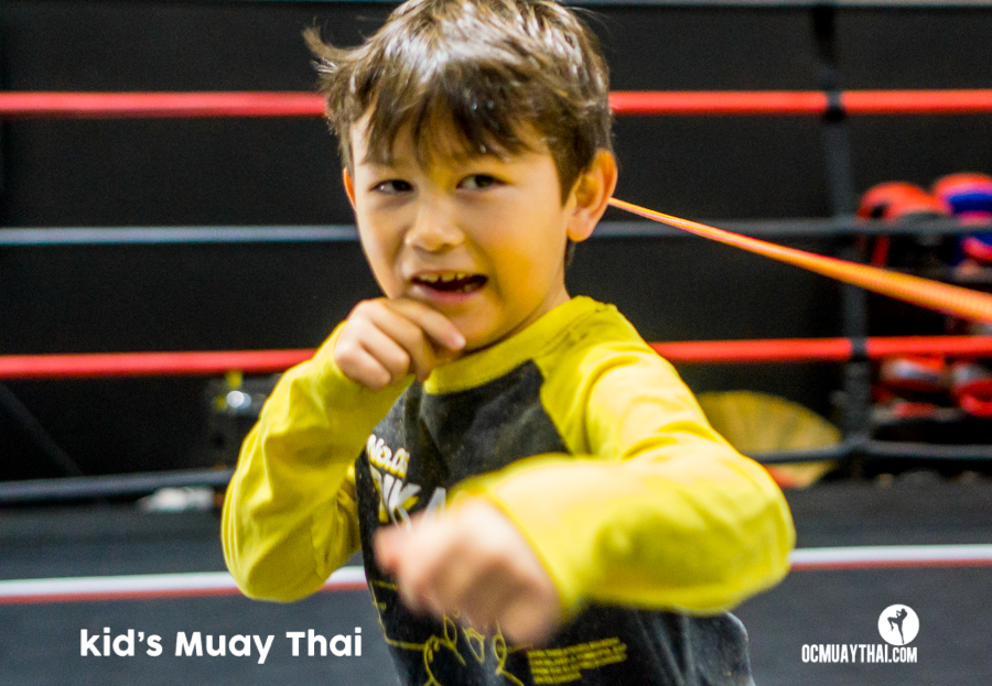 Building kids confidence with martial arts