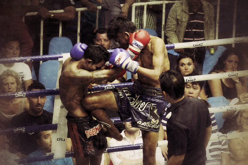 5 Clinch Techniques for Muay Thai Self Defense