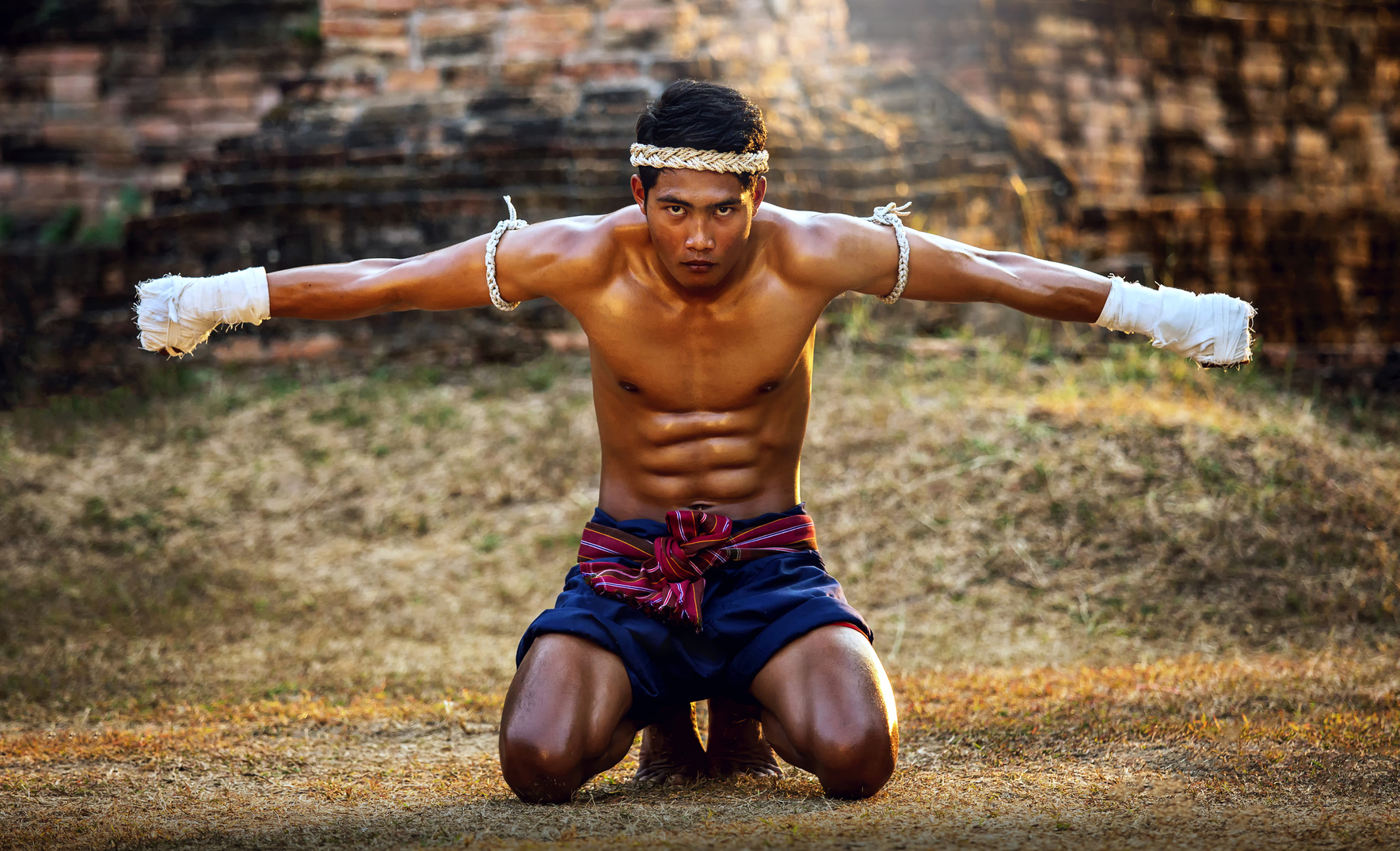 How Muay Thai Training Helps You Become a Better Person