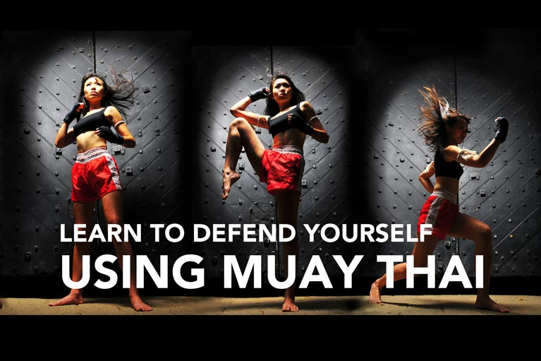 Learn to Defend Yourself with Muay Thai