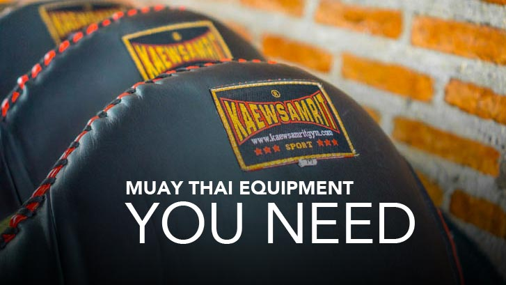 Muay Thai belly pads