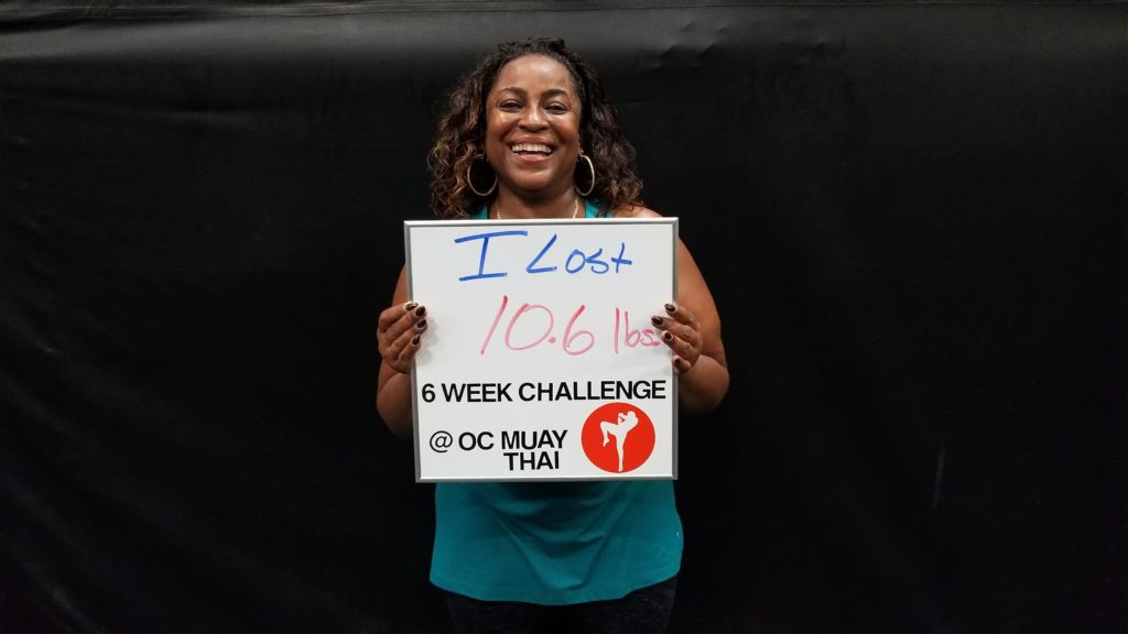 Sheila lost over 10lbs
