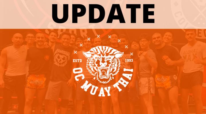 Gym Update to Corona Virus